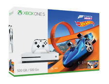 Microsoft ZQ900210 Xbox One S 500GB Konsole + Forza Horizon 3 + Hot Wheels DLC