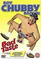Roy Chubby Brown: Bad Taste [DVD], DVDs
