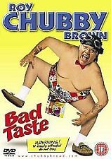 Roy Chubby Brown - Bad Taste (DVD, 2003)  Brand new and sealed