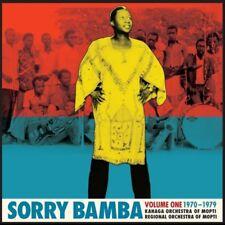 SORRY BAMBA - VOLUME ONE (1970-1979)  CD NEW+