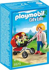 Playmobil - City Life - 5573 - Zwillingskinderwagen - NEU OVP
