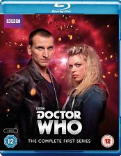 Doctor Who Series 1 Bluray (sealed)