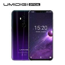 UMIDIGI Z2 Mobile Phone Unlocked 6.2'' Dual SIM 4G VoLTE Smart Phone 6GB + 64GB