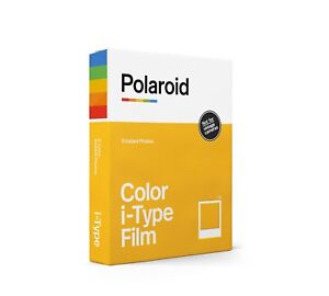 Polaroid i-Type Color Instant Film for New Now & OneStep2 Cameras - Latest stock