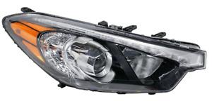 For 2014 - 2016 Kia Forte & Koup Headlight LED RH Right 92101A7210 92102A7210