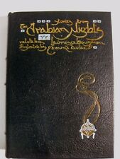 The Arabian Nights retold by Housman Illustrated by Dulac~Scarce Facsimile Ed.