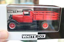 WHITEBOX FORD AA PLATFORM TRUCK 1:43 DIE-CAST GERMAN MADE BY MODEL CAR WORLD