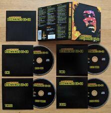 Jimi Hendrix - Beginnings 66 - 68 (RARE, Limited Edition 4 CD Box Set 2012) MINT