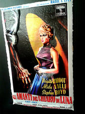 The Night Heaven Fell Theater Advertising in 3-D Poster size 11x17