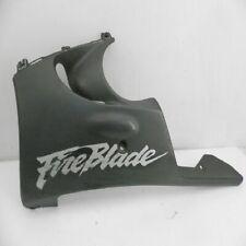 Honda CBR 900 RR SC33 Fireblade Bugspoiler Verkleidung unten links Kratzer