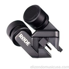 Rode iXY-L Stereo Recording Microphone for Smartphone W/FREE Rode T-shirt or Cup