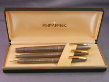 Sheaffer Vintage Silver Imperial 3 piece set--new old stock