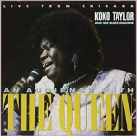 Koko Taylor - An Audience With Koko Taylor: Live From Chicago [CD]