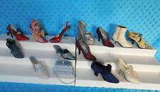 Just the Right Shoe Lot By Raine Willitts Designs Miniature Shoes Bag No Boxes