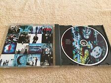 (5) U2 ACTUNG BABY ISLAND CIDU28 RARE GERMAN IMPORT CD w/ NUDE NAKED ADAM PIC!