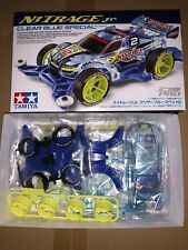 Tamiya 95398 1/32 Mini 4WD Nitrage Clear Blue Special - MA Chassis