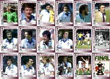 West Ham United 1980 FA Cup Final Ganadores fútbol Trading Cards
