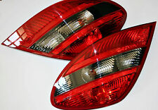 ORIGINAL MERCEDES - BENZ SLK R171 SET SMOKED AMG TAIL LIGHTS NEW 2004 - 2011