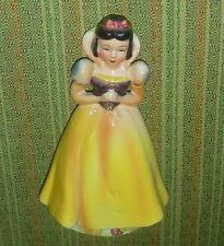 Walt Disney'S Snow White Ceramic Figure Us Time C. 1958 Japan
