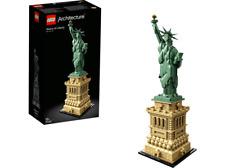 LEGO Architecture 21042 Freiheitsstatue Bausatz, Mehrfarbig