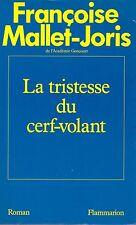 FRANCOISE MALLET-JORIS La tristesse du cerf-volant + PARIS POSTER GUIDE
