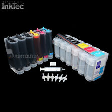 Refillable Ciss Ink Inktec Refill Ink Cartridge Cartridge for 72xl for Hp