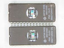 "HN27128AG-25  ""Original"" Hitachi  EPROM 28P DIP IC  2   pcs"
