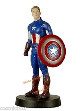Figurine CAPTAIN AMERICA en résine the advengers figure capitain figurilla new