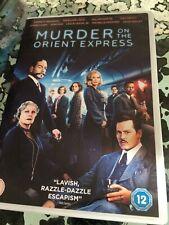 MURDER ON THE ORIENT EXPRESS JOHNNY DEPP BRANAGH REGION 2 GENUINE DVD