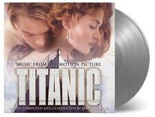TITANIC - OST - 2LP / Silver Vinyl - James Horner - Limited Numbered 500 / Dion