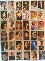 James Bond 2009 Archives Base Card Set 66 Cards