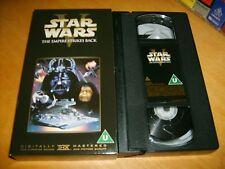 VHS *STAR WARS V - THE EMPIRE STRIKES BACK(1980)* 20th Century Fox UK(2000)Issue