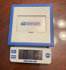 Genuine United States Postal Service 10lb Digital Table Scale 2710 Lknew Rare