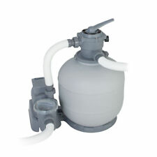 Bestway 2000GPH Sand Filter Pump System for Above Ground Swimming Pool 58366