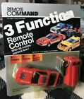 REMCO 3 FUNCTION REMOTE COMMAND CAR MOSC Sealed 1980's Vintage Rare