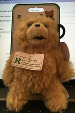 Ted Talking Backpack Clip Plush (R-Rated) Teddy Bear