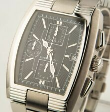 Men's Hamilton Stainless Steel Automatic Mount Vernon Chronograph Watch w/ Date