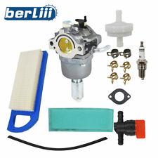 Carburetor Kit For 796109 591731 594593 air filter 14.5-21Hp