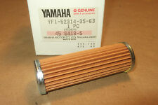 YAMAHA EDL5500 EDL6500 EDY3000 EDY5000 filtro carburante originale - # YF1-52314-35-63