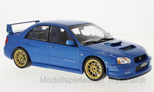 1/18 Ixo Subaru Impreza WRX STI metallic blau 222663