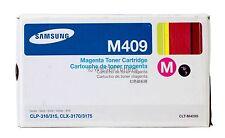 Samsung M409S Magenta Toner Cartridge CLT-M409S Genuine New