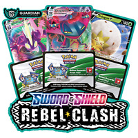 50x Sword And Shield Rebel Clash Pokemon TCGO PTCGO TCG Online Codes INGAME FAST