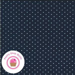 Moda AMERICAN GATHERING 49123 15 Blue Stars PRIMITIVE GATHERING Quilt Fabric