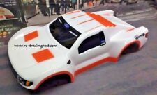 Ford F-150 SVT Raptor Painted 1/10 RC Short Course Body (Slash,SC10)