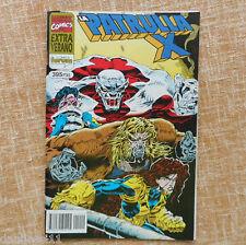 Comic, La Patrulla X, Extra Verano, 1995, Forum, Marvel Comics, Glenn Herdling