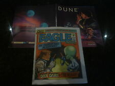 "EAGLE & SCREAM Comic - No 148 - Date 19/01/1985 - With FREE ""Panini Dune Album"""