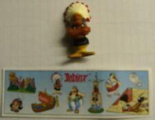 """Asterix in Amerika"" 1997 Indianer Häuptling mit BPZ"