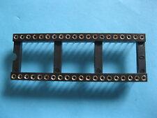 120 x IC Socket Adapter Round 40 Pin headers & (IC)Socket Pitch 2.54mm X=15.24mm