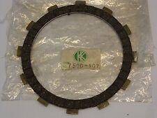 NOS HONDA 7500-107 K&K CYCLE CLUTCH DISC XL600 GB500 REPLACES 22201-MK2-000