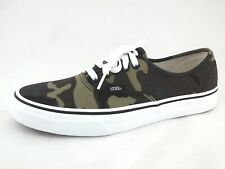 VANS Skate Shoes Woodland Camo Canvas Sneakers SK8 Green Black Brown Men's New